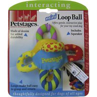 Petstages Mini Loop Ball Dog Toy