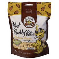 Exclusively Dog Best Buddy Bits Chicken Flavor Dog Treats, 5.5-oz bag