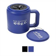 Paw Plunger Medium for Dogs, Blue
