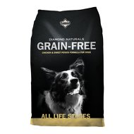 Diamond Naturals Grain-Free Chicken & Sweet Potato Formula Dry Dog Food, 28-lb bag