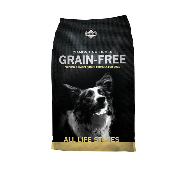 Diamond Brand Grain Free Dog Food