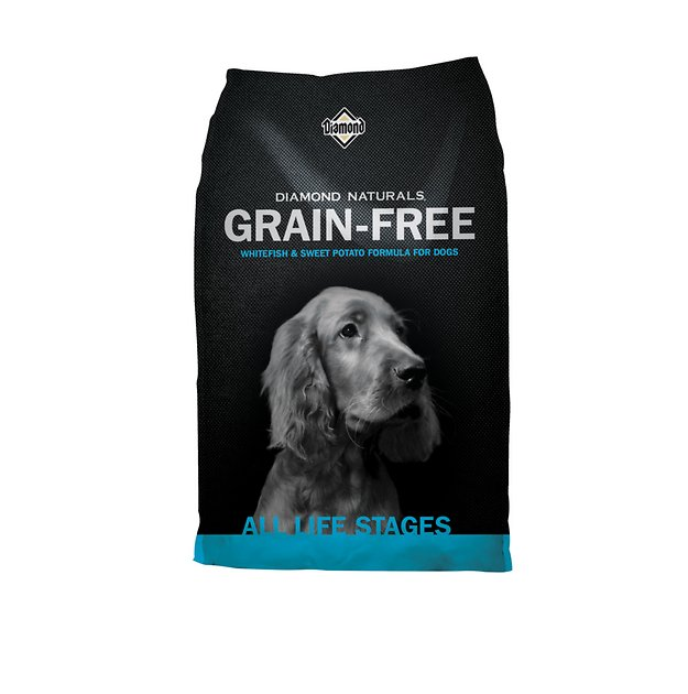 Diamond Naturals Grain Free Dog Food Reviews