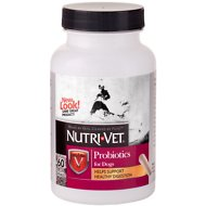 Nutri-Vet Probiotic Dog Capsules, 60 count