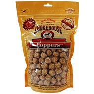Smokehouse Chicken Poppers Dog Treats, 16-oz bag
