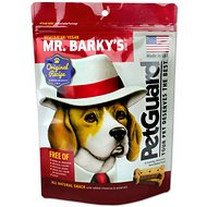 PetGuard Mr. Barky's Vegetarian Biscuits Dog Treats, 12-oz bag