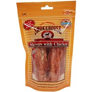 Smokehouse Skewers with Chicken Dog Treats, 4-oz bag