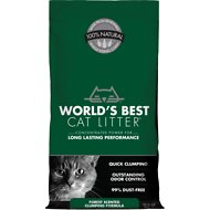 World's Best Cat Litter Forest Scented Clumping Formula, 6-lb bag