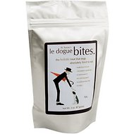 Dr. Harvey's Le Dogue Bites Fish freeze-Dried Dog Treats, 2-oz bag