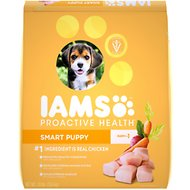 Iams ProActive Health Smart Puppy Original Dry Dog Food, 30-lb bag