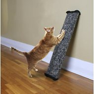 Omega Paw Lean-It Anywhere Cat Scratch Post, Regular, 25-inch