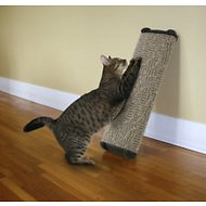 Omega Paw Lean-It Anywhere Cat Scratch Post, Wide, 26-inch