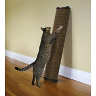 Omega Paw Lean-It Anywhere Cat Scratch Post, Wide, 38-inch