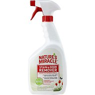 Nature's Miracle Pet Stain & Odor Remover Flowering Meadow, 32-oz bottle