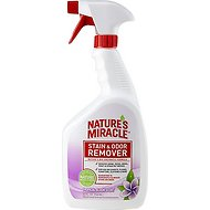 Nature's Miracle Stain & Odor Remover Tropical Bloom, 32-oz bottle