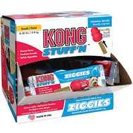 KONG Stuff'N Ziggies Dog Treats, 0.6-oz, 75 count