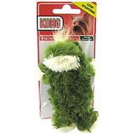 KONG Plush Frog Dog Toy, X-Small
