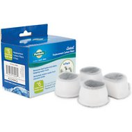 Drinkwell Avalon & Pagoda Replacement Carbon Filters, 4 count