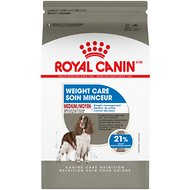 Royal Canin Medium Weight Care Dry Dog Food, 30-lb bag