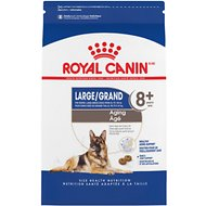 Royal Canin Maxi Aging 8+ Dry Dog Food, 30-lb bag