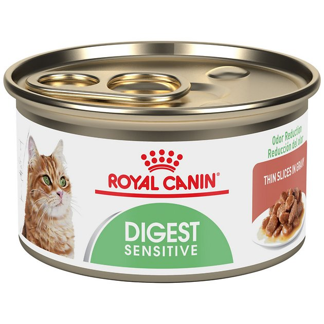 royal canin digest sensitive thin slices in gravy canned cat food 3 oz case of 24. Black Bedroom Furniture Sets. Home Design Ideas