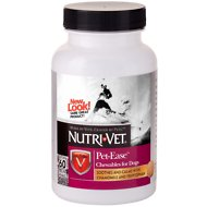 Nutri-Vet Pet-Ease Dog Chewables, 60 count