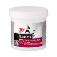 Nutri-Vet Ear Cleansing Dog Pads, 90 count