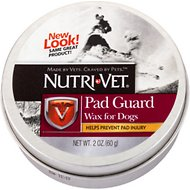 Nutri-Vet Pad Guard Dog Wax, 2-oz jar