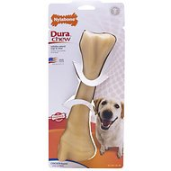 Nylabone DuraChew Monster Chicken Flavor Bone Dog Toy