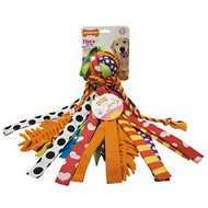 Nylabone DuraToy Happy Moppy Dog Toy, Medium