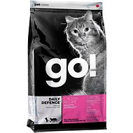 Go! Daily Defence Chicken Recipe Dry Cat Food, 8-lb bag