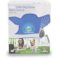 PetSafe Elite Little Dog Spray Bark Control, Blue, 20-in