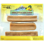 Himalayan Dog Chew Mixed Dog Treats, 3-count