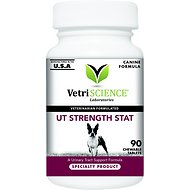 VetriScience UT Strength STAT Dog Tablets, 90 count