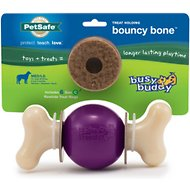 Busy Buddy Bouncy Bone Dog Toy, Medium/Large