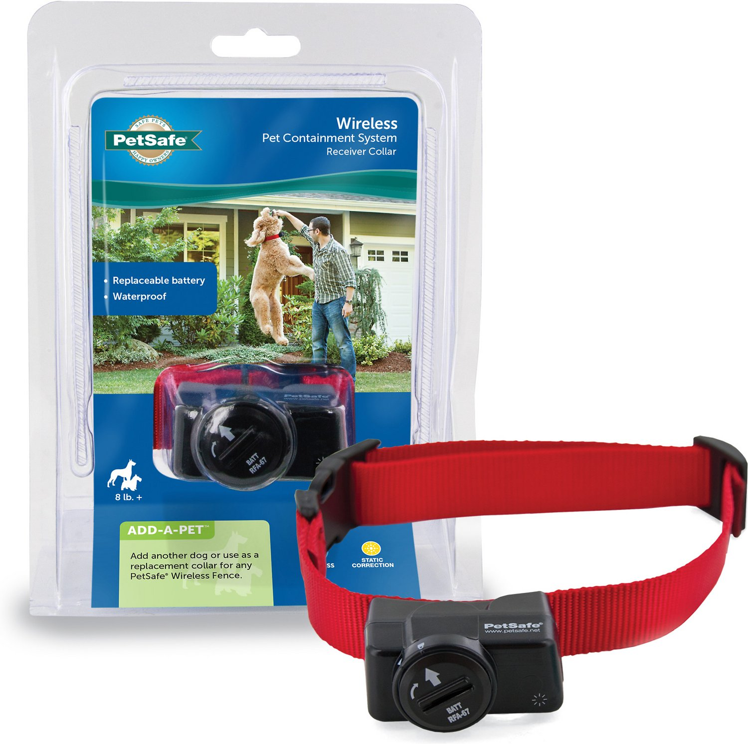 petsafe extra wireless fence receiver collar