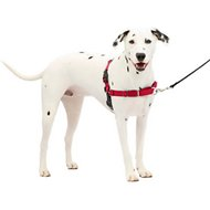 PetSafe Easy Walk Dog Harness, Red/Black, Medium/Large