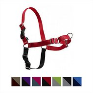 PetSafe Easy Walk Dog Harness, Red/Black, X-Large