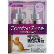 Comfort Zone with Feliway Cat Diffuser Double Refill, 48-mL, 2 count