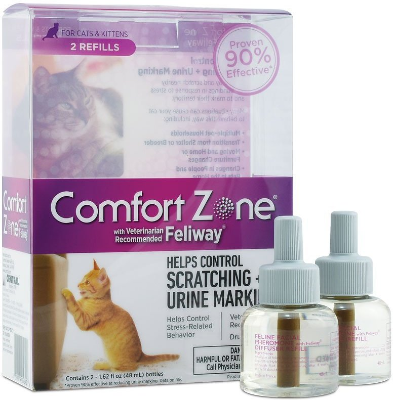 comforter for zone detail vvs ml kittens refill ct comfort feliway diffuser cats l plug with in