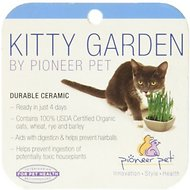 Pioneer Pet Ceramic Kitty Garden Refill