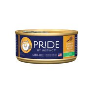 Nature's Variety Pride by Instinct Champ's Chicken Recipe Flaked Grain-Free Canned Cat Food, 5.5-oz, case of 12