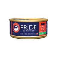 Nature's Variety Pride by Instinct Starlet's Salmon Recipe Flaked Grain-Free Canned Cat Food, 5.5-oz, case of 12