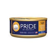 Nature's Variety Pride by Instinct Cheshire's Chicken Recipe Minced Canned Cat Food, 5.5-oz, case of 12