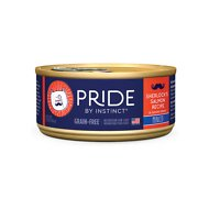 Nature's Variety Pride by Instinct Sherlock's Salmon Recipe Minced Grain-Free Canned Cat Food, 5.5-oz, case of 12