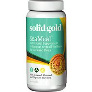 Solid Gold SeaMeal Dog & Cat Supplement, 8-oz jar