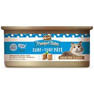 Merrick Purrfect Bistro Grain-Free Surf & Turf Pate Canned Cat Food, 5.5-oz, case of 24