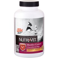 Nutri-Vet Bladder Control Dog Chewables, 90-count