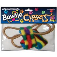 Cat Dancer Bowtie Chasers Cat Toy, 2 count