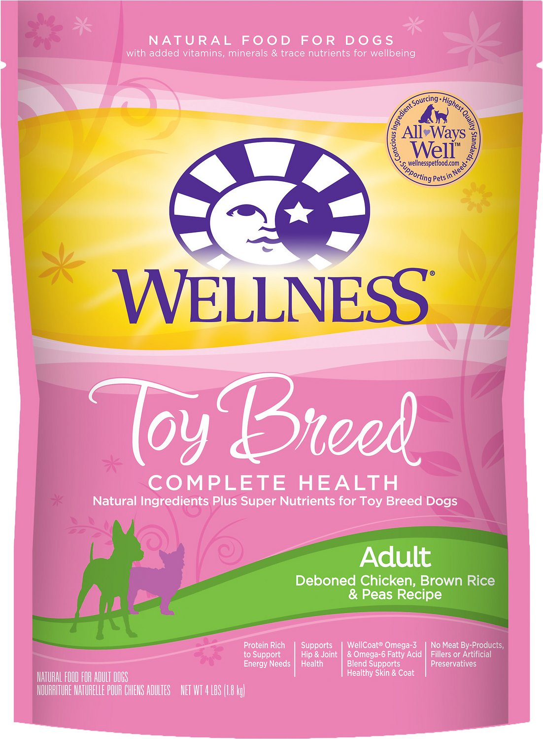 Wellness Small Breed Puppy Food Food