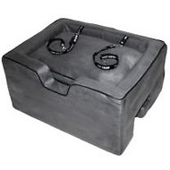 Pet Gear Large Car Booster, Charcoal
